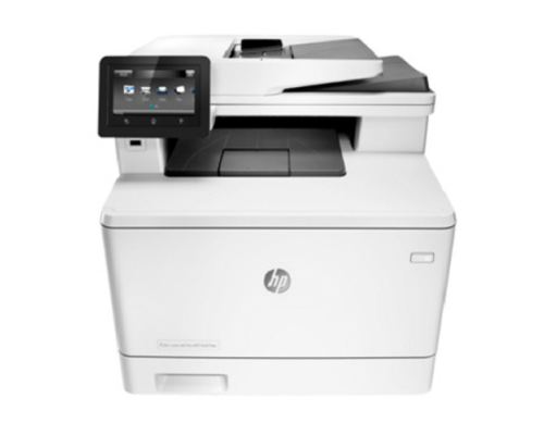 Máy in HP Color LaserJet Pro MFP M477fdn (CF378A)  In,  Copy,  Scan,  Fax,  Duplex,  Network