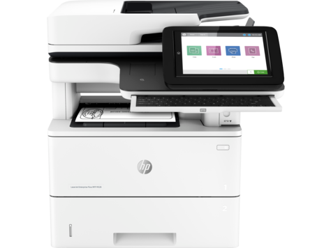Máy in HP LaserJet Enterprise Flow MFP M528z (1PV67A) Print,  Scan,  Copy,  Wifi,  Network,  Duplex