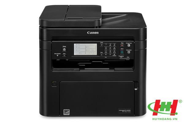 Máy in laser đa năng Canon imageCLASS MF267dw (In 2 mặt,  scan,  copy,  fax,  Wifi)