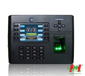Máy Chấm Công GIGATA TFT-900 (Vân Tay + Thẻ Cảm Ứng + Kiểm Soát Ra Vào)