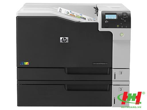 Máy in HP Color LaserJet Enterprise M750dn (A3 in qua mạng,  in 2 mặt)