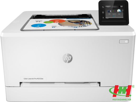 Máy in HP Color LaserJet Pro M255dw (7KW64A) Printer,  Duplex,  Wifi