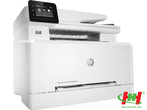 Máy in HP Color LaserJet Pro MFP M281fdn (In,  Scan,  Copy,  Fax,  Duplex,  Netwwork)