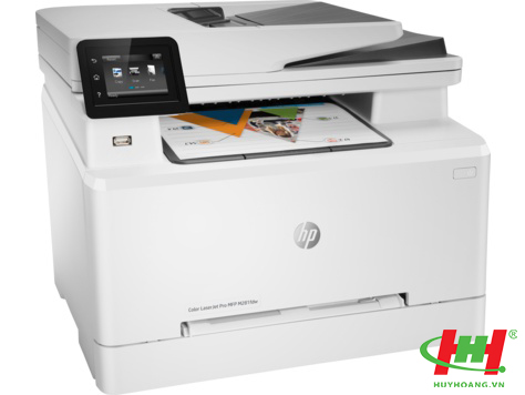 Máy in HP Color LaserJet Pro MFP M281fdw (In,  Scan,  Copy,  Fax,  Duplex,  Wifi)
