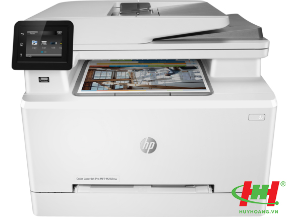 Máy in HP Color LaserJet Pro MFP M282nw (7KW72A) Printer,  Scan,  Copy,  Netwwork,  Wifi