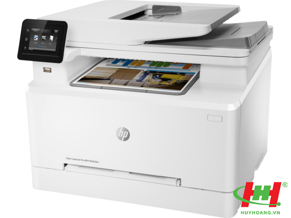Máy in HP Color LaserJet Pro MFP M283fdn (7KW74A) Printer,  Scan,  Copy,  Fax,  Duplex,  Netwwork