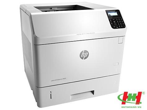 Máy in HP LaserJet Enterprise M605dn (E6B70A) in 2 mặt,  in qua mạng (thay M602DN)