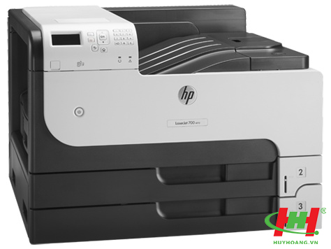Máy in HP LaserJet Enterprise M712N A3 (Network)