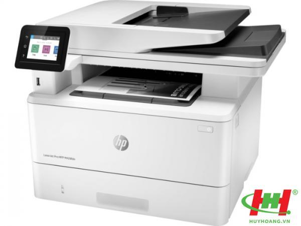 Máy in HP LaserJet Pro MFP M428Fdn (W1A29A) in 2 mặt,  scan,  copy,  fax,  in qua mạng