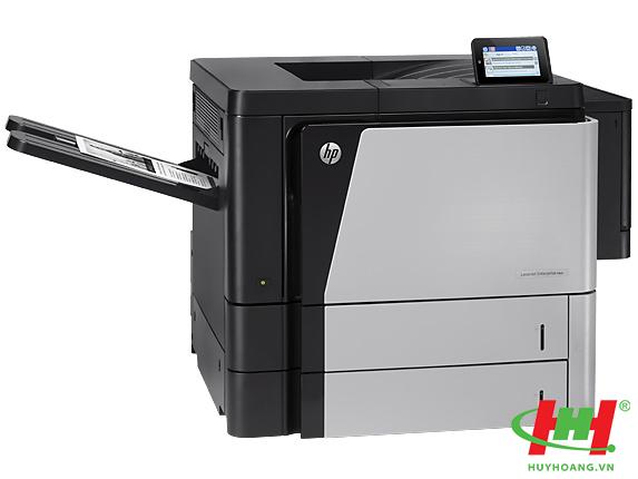 Máy in Laser HP LaserJet Enterprise M806dn (in 2 mặt,  in qua mạng)