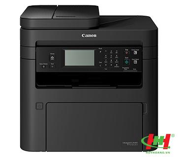Máy in đa chức năng Canon MF266dn (in 2 mặt tự động,  Copy,  Scan,  Fax,  in mạng lan)