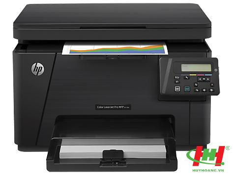 Máy in đa năng HP Color LaserJet Pro MFP M176N Printer CF547A (Thay bằng M180N)