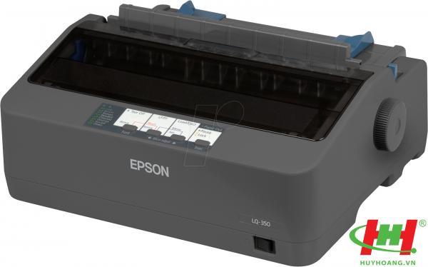 Máy in kim Epson LQ350 (máy in hóa đơn)