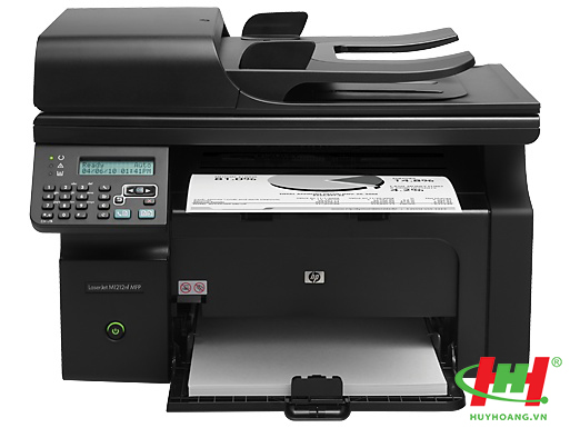 Máy in laser đa năng HP M1212NF cũ (Print-Scan-Copy-Fax)