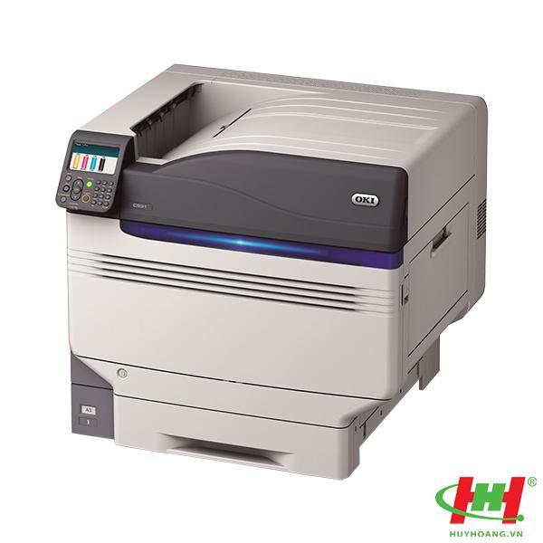 Máy in laser màu OKI C911DN A3 (in qua mạng,  in 2 mặt,  in giấy dày)