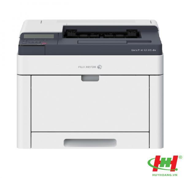 Máy in laser màu Xerox DocuPrint CP315dw (in 2mặt,  wifi)