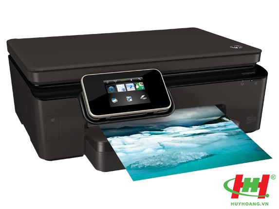 Máy in phun màu HP Deskjet Ink Advantage 6525 (CZ276B) (in 2 mặt,  scan,  copy,  Wifi)