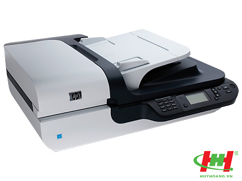 Máy quét HP Scanjet N6350 Networked Document Flatbed Scanner L2703A