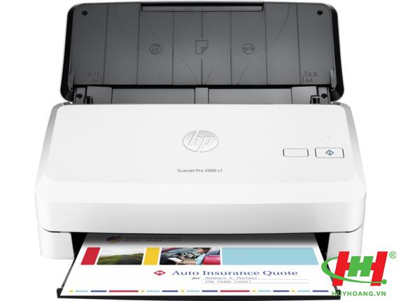 Máy scan 2 mặt HP ScanJet Pro 2000s1 Sheet-feed L2759A