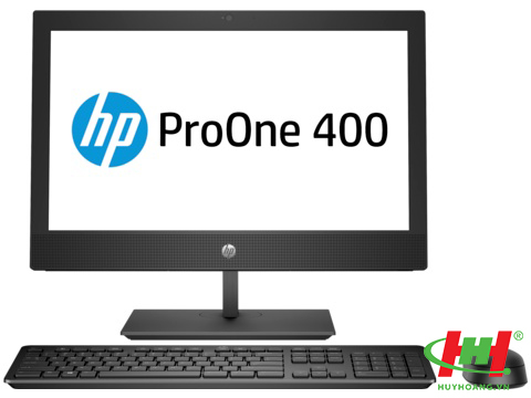 "Máy tính All in one  HP ProOne 400 G4 AiO 20-inch Non-touch ( Core i3-8100T/ 4G/ 1TB/ 20"")"