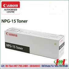 Mực Photocopy Canon NPG-15 Toner