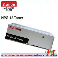 Mực Photocopy Canon NPG-18,  NPG18 Toner