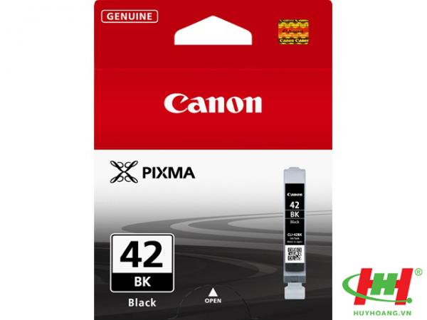 Mực in Canon CLI-42Bk đen