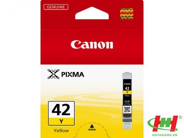 Mực in Canon CLI-42Y vàng