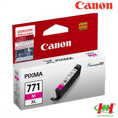 Mực in Canon CLI-771M đỏ