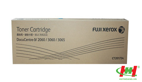 Mực in Fuji Xerox DocuCentre IV3065 IV3060 IV2060 Black CT201734 25K