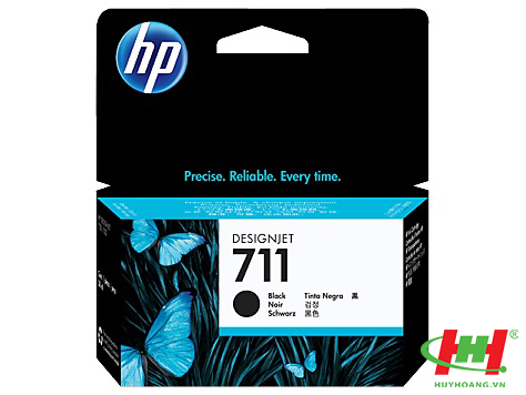 Mực in HP CZ129A  (HP 711 Black) 38ml