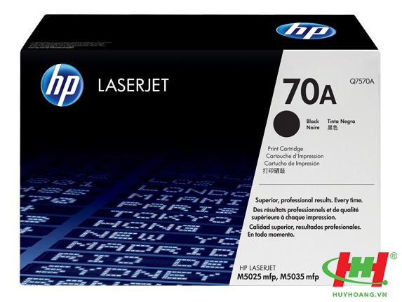Mực in HP Q7570A ( HP 70A) Mực máy in HP P5025,  P5035