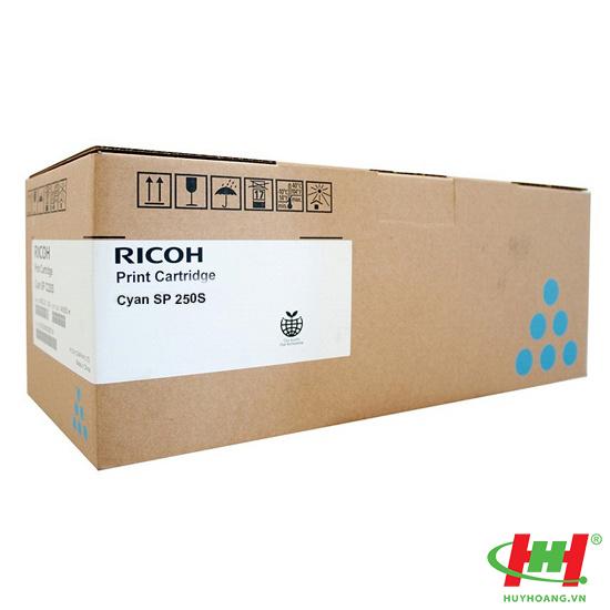 Mực máy in Ricoh SP C250DN C260 C261 SP C250S - 407548 Xanh