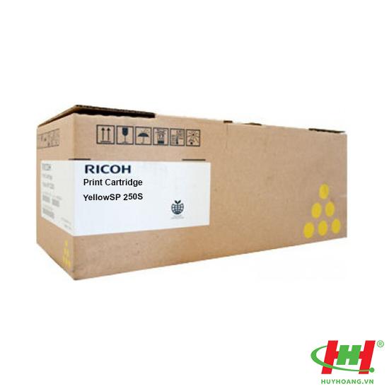 Mực máy in Ricoh SP C250DN C260 C261 SP C250S - 407550 Vàng