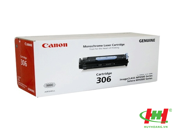 Mực in laser Canon Cartridge 306 - Mực máy in Canon MF6550