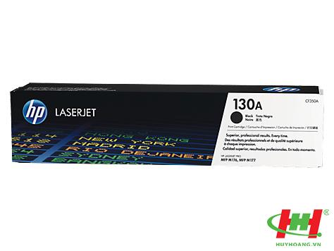 Mực in laser màu HP CF350A (HP 130A) Đen