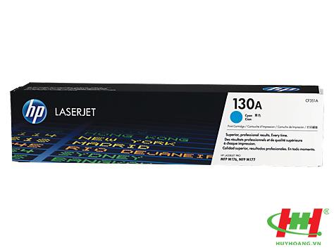 Mực in laser màu HP CF351A (HP 130A) Xanh