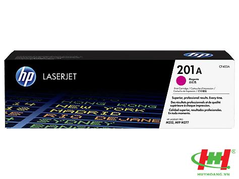 Mực in laser màu Hp CF403A(HP 201A) Magenta