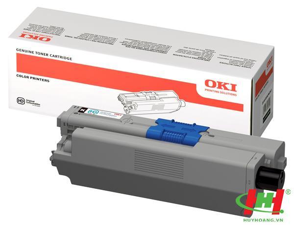 Mực in laser màu Toner Oki C310,  C330,  C510,  C530,  C331,  C511,  C531,   MC361,  MC561,  MC362,  MC562 Black