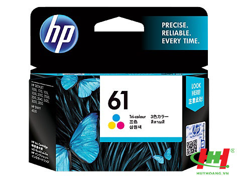 Mực in phun HP CH562A (HP 61) colour
