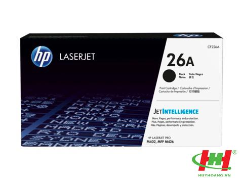 Mực máy in HP LaserJet Pro M426dw,  M426fdw,  M426fdn CF226A (HP 26A)