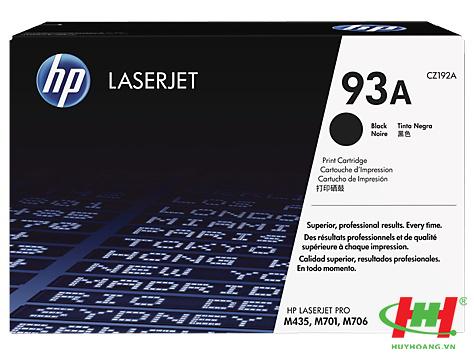 Mực máy in HP LaserJet Pro M706n (HP 93A)