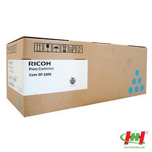 Mực máy in Ricoh SP C252HS - 407721 Cyan (6.000 trang)