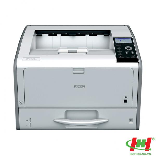 Máy in laser Ricoh SP 6430DN A3 in mạng,  in 2 mặt