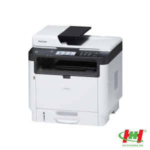 Máy in laser đa năng Ricoh SP330SFN ( In 2 mặt, Copy, Scan, Fax,  Netword,  wifi)