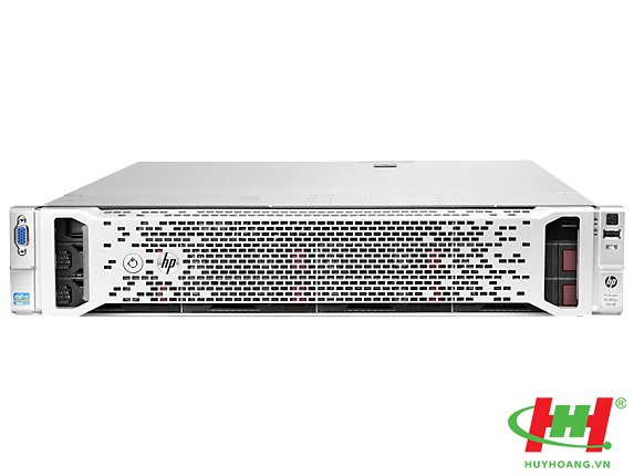 Server HP ProLiant DL380p Gen8 E5-2643v2 3.5Ghz/ 16GB/ DVDROM/ CTO