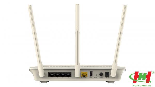 Thiết bị phát Wifi không dây DLink DIR-880L