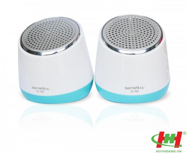 Loa SoundMax A160 2.0