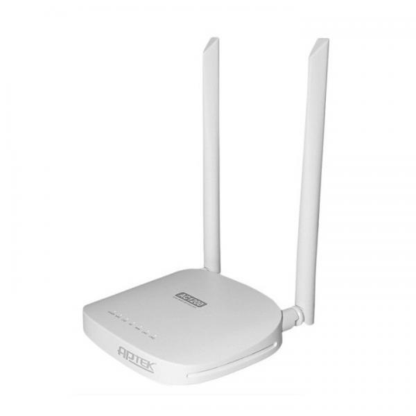 Thiết bị phát wifi APTEK A12 - Dual Band AC1200 Wireless Router,  hỗ trợ MU-MIMO