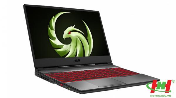 "Máy tính xách tay MSI Alpha 15 A3DDK-212VN (15.6"" FHD 120Hz/ R7 3750H/ 8GB/ 512GB SSD/ Radeon RX 5500M/ Win10/ 2.3kg)"